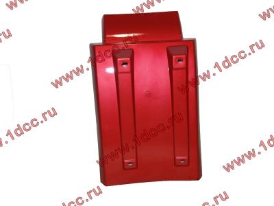Брызговик передней оси левый H3 красный HOWO (ХОВО) WG1642230103 фото 1 Петрозаводск