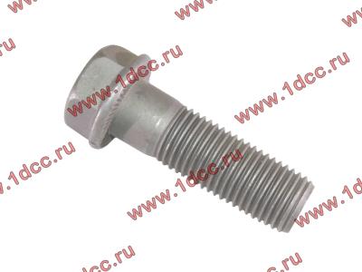 Болт крепления V тяги короткий H2/H3 HOWO (ХОВО) AZ9725520360 фото 1 Петрозаводск