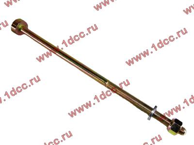 Болт центральный рессоры задней без бобышки H2/H3/SH HOWO (ХОВО) WG9638520018+013 фото 1 Петрозаводск