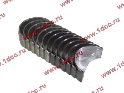 Вкладыши шатунные стандарт +0.00 (12шт) H2/H3 HOWO (ХОВО) VG1560030034/33 фото 1 Петрозаводск