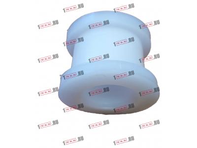 Втулка фторопластовая (передняя, кабина AZ1642430263) H2/H3 HOWO (ХОВО) AZ1642430261 фото 1 Петрозаводск