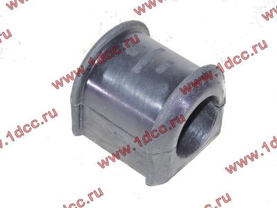 Втулка резиновая для переднего стабилизатора (к балке моста) H2/H3 HOWO (ХОВО) 199100680068 фото 1 Петрозаводск
