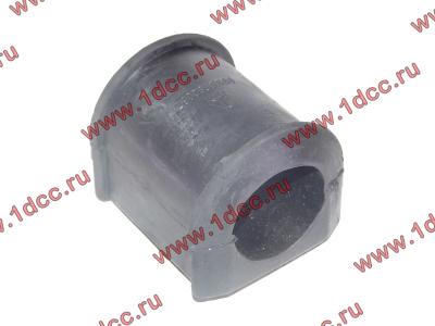 Втулка резиновая для заднего стабилизатора H2/H3 HOWO (ХОВО) 199100680067 фото 1 Петрозаводск