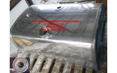 Бак топливный 400 литров алюминиевый F для самосвалов фото Петрозаводск