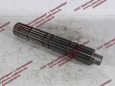 Вал вторичный КПП Fuller RT-11509 КПП (Коробки переключения передач) 18729 фото 1 Петрозаводск