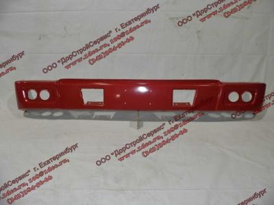 Бампер H красный самосвал металлический HOWO (ХОВО) WG1641240001 фото 1 Петрозаводск