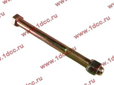 Болт M22х250 крепления реактивной штанг и опорной подушки зад.рессоры H HOWO (ХОВО) Q151B22230 фото 1 Петрозаводск