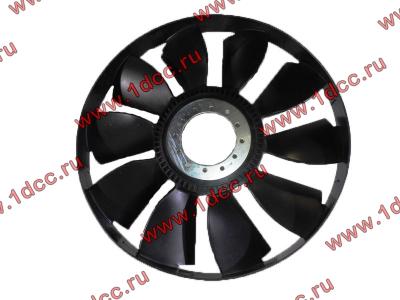Вентилятор радиатора на гидромуфту d-590 H HOWO (ХОВО) VG1500060047 фото 1 Петрозаводск