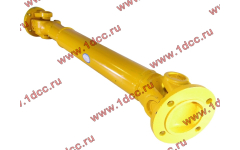 Вал карданный передний XCMG LW300F фото Петрозаводск