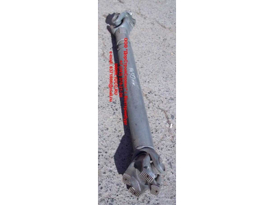 Вал карданный основной без подвесного L-1400, d-180, 4 отв. H HOWO (ХОВО) AZ9114311400 фото 1 Петрозаводск