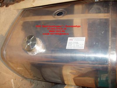 Бак топливный 350литров H2/H3 HOWO (ХОВО)  фото 1 Петрозаводск