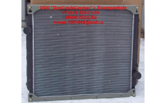 Радиатор (аллюминий) большой 8х4 H