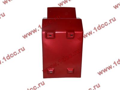Брызговик передней оси правый H2 красный HOWO (ХОВО) WG1642230004 фото 1 Петрозаводск