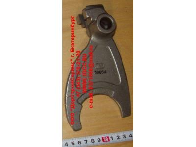 Вилка переключения пониженной передачи-заднего хода H2/H3 КПП (Коробки переключения передач) F99664 фото 1 Петрозаводск