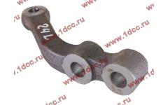 Рычаг рулевой тяги нижний левый (сошка) d-24 H фото Петрозаводск