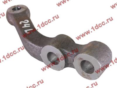 Рычаг рулевой тяги нижний левый (сошка) d-24 H HOWO (ХОВО) 1880410040 фото 1 Петрозаводск