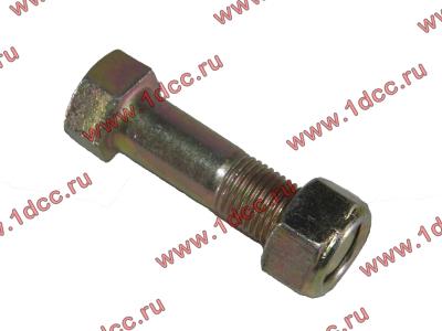 Болт M12х40 карданный с гайкой H2/H3 HOWO (ХОВО)  фото 1 Петрозаводск