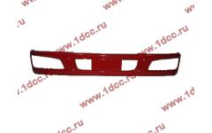 Бампер F красный пластиковый для самосвалов фото Петрозаводск