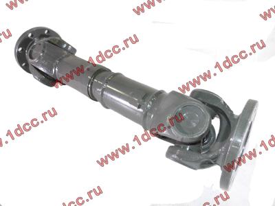 Вал карданный межосевой L-665, d-165 , 8 отв. H2/H3 HOWO (ХОВО) WG9014310125/AZ9114310096 фото 1 Петрозаводск