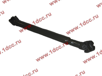 Вал карданный основной без подвесного L-1650, d-180, 4 отв. H2/H3 HOWO (ХОВО) AZ9114311650 фото 1 Петрозаводск