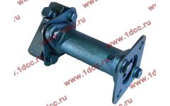 Муфта привода ТНВД в сборе (L трубы-135мм, квадратные пластины) H