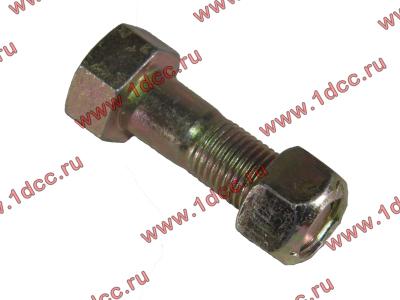 Болт M14х45 карданный с гайкой H2/H3 HOWO (ХОВО) Q151C1445 фото 1 Петрозаводск