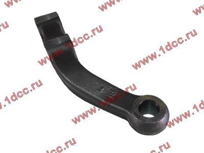 Рычаг рулевой тяги нижний левый (сошка) d-27 H HOWO (ХОВО) AZ9160410120 фото 1 Петрозаводск