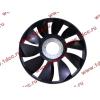 Вентилятор радиатора на гидромуфту d-590 H HOWO (ХОВО) VG1500060047 фото 2 Петрозаводск
