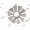 Вентилятор радиатора (на гидромуфту) без кольца d-590 H HOWO (ХОВО) 61500060131 фото 2 Петрозаводск