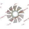 Вентилятор радиатора (на гидромуфту) без кольца d-590 H HOWO (ХОВО) 61500060131 фото 3 Петрозаводск
