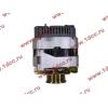 Генератор 28V/55A WD615 (JFZ255-024) H3 HOWO (ХОВО) VG1560090012 фото 3 Петрозаводск
