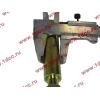 Болт крепления переднего стабилизатора с гайкой H2/H3 HOWO (ХОВО) 199100680069 фото 3 Петрозаводск