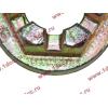 Гайка хвостовика проходного вала (МОДа, хвостовика редуктора) H/SH HOWO (ХОВО) 179000320013 фото 4 Петрозаводск